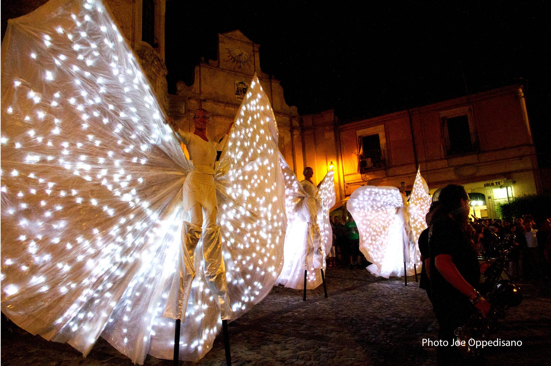 Buskers @ Natale a Carpi 2016