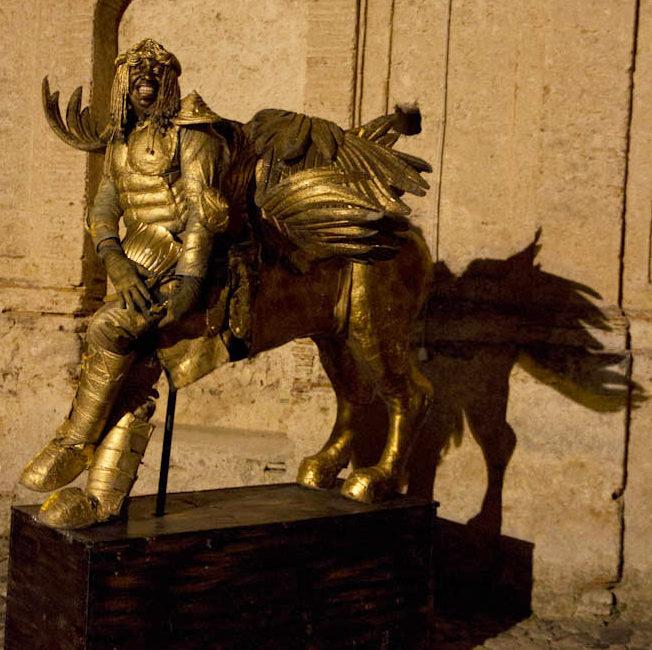 Alucinarte – Statue Viventi