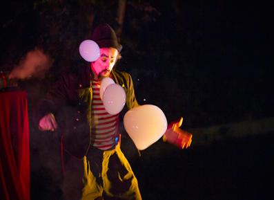 Eros Goni – Gambe in Spalla Teatro