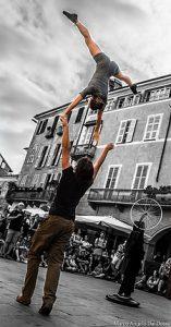 duo kaos circo