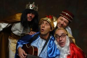 Vincenzo Magio e i 3 re…magi @Natale