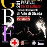 Guastalla Buskers Festival - gustalla-buskers-festival-2014-locandina-gigirusso