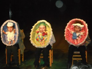 Socarrones -Teatro Gestuale