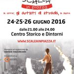 Scalea in piazza – Artisti di strada - scalea-in-piazza-festival-2017-locandina-gigirusso