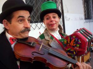 Claudio e Consuelo- Cantastorie