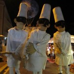 Golfo Aranci Buskers Festival - pulcinella