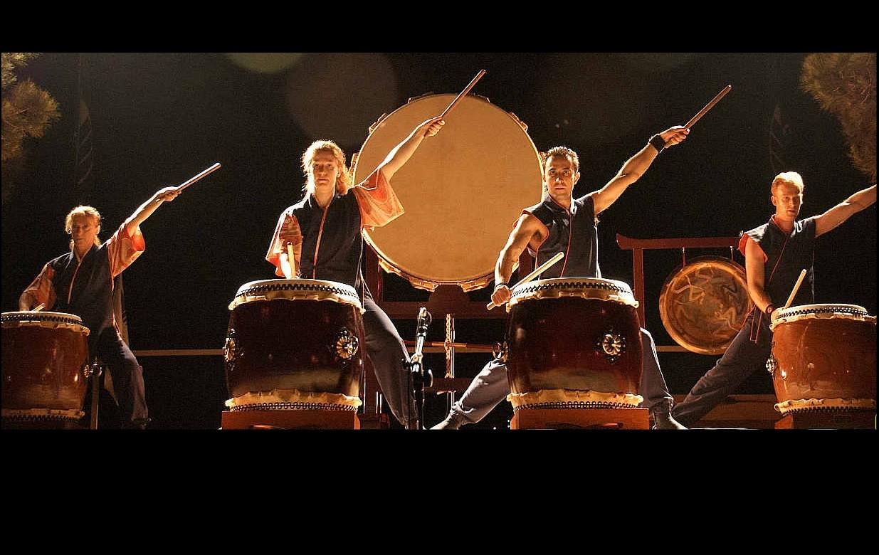 KyoShinDo – tamburi taiko