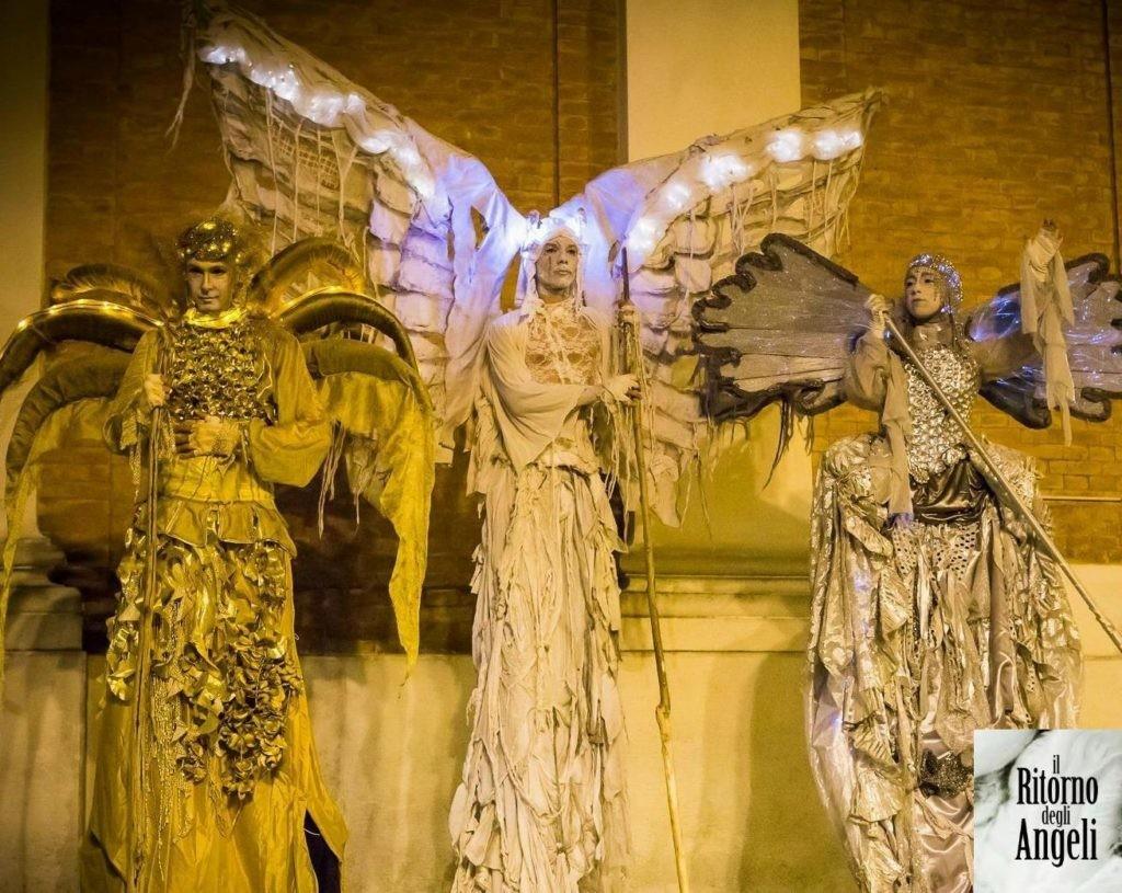 Il ritorno degli angeli @ Natale!