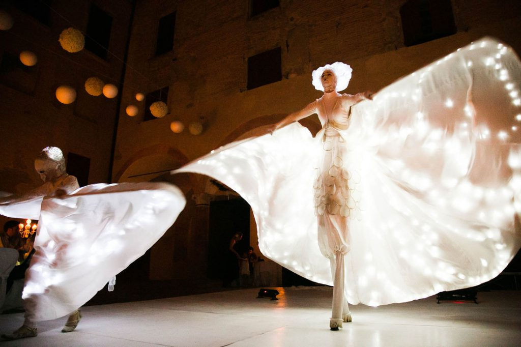 Crystal Wings – Parola Bianca