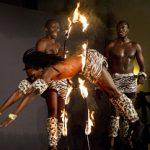 Buskers @ Natale a Carpi 2016 - asante-kenya-danze-acrobatiche