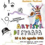 Castel del Giudice Buskers Festival - buskers-festival-casteldelgiudice-2016-locandina-gigirusso