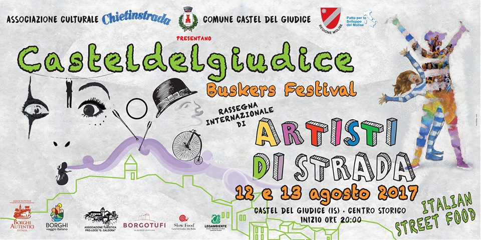 Castel del Giudice Buskers Festival