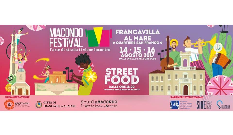 Macondo Festival – l'arte di strada ti viene incontro