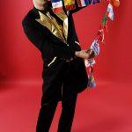 Luca Regina – mago, comico, intrattenitore
