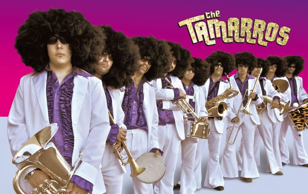 The Tamarros
