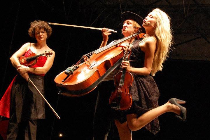 The Quartetto Euphoria