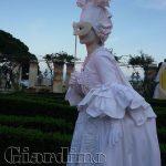 Giardino Barocco – stutue e perfomance itinerante
