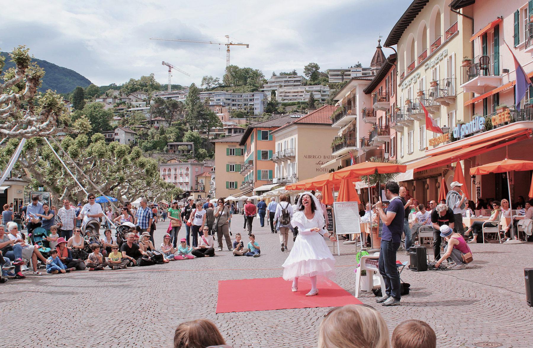 Festival ArtistidiStrada Ascona – Svizzera