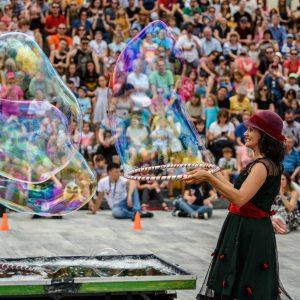 """Bubble On Circus """"Il Soffio Magico"""""""